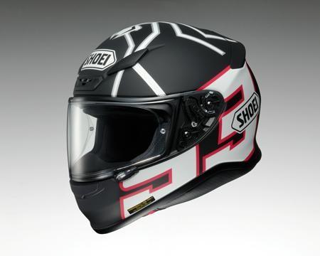 ヘルメット SHOEI   Z-7 MARQUEZ BLACK ANT (ゼット-セブン マルケス ブラック アント)