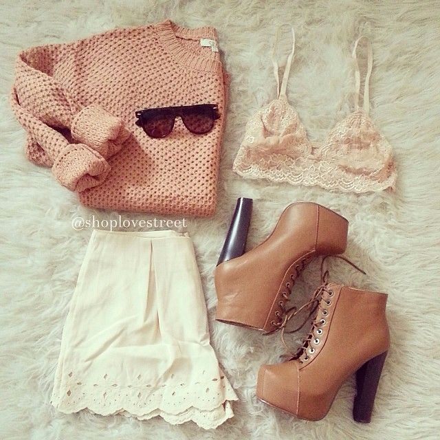 Cute Outfit minus the shoes