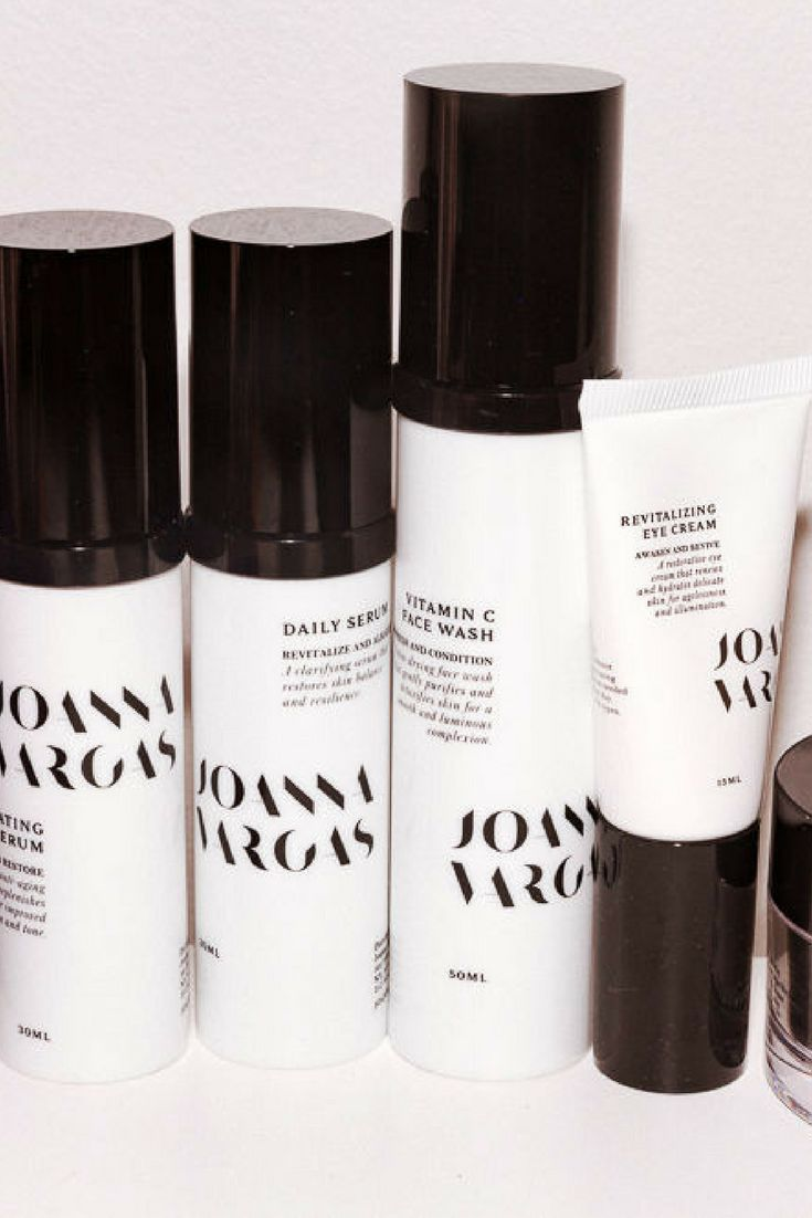 Skincare tips from a facialist