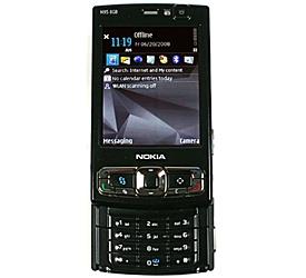 #5 - Nokia N95 8GB