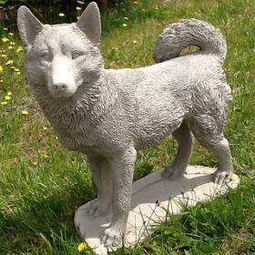 45 best Concrete Dog garden statues images on Pinterest Concrete