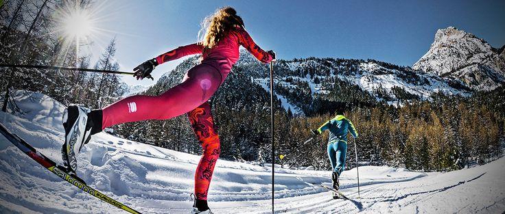 Cross Country Experience | Website Sportful COM