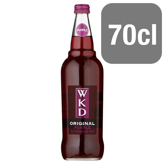 Wkd Vodka Purple 700Ml - Groceries - Tesco Groceries