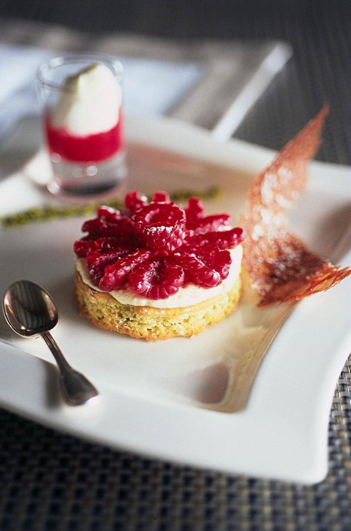 une version fruitée du gâteau breton