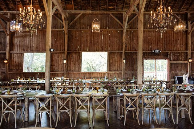 New Chicago Wedding Venue -The Farm at Dover | Brides.com