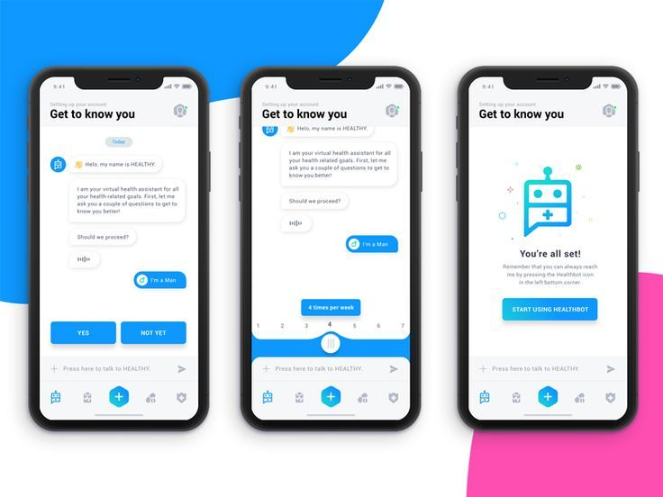 Great Work From A Designer In The Dribbble Community Your Best Resource To Disc Chatbot The Chatbot Device Which Hel Chatbot Chatbot Interface Chatbot App