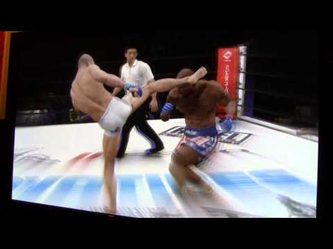 UFC Undisputed 3 Wanderlei Silva vs Rampage Jackson