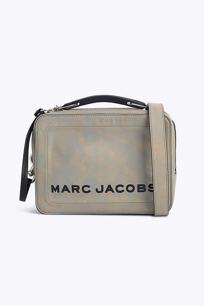 d8a6ea4505d94 Marc Jacobs Box Bag in Griffin
