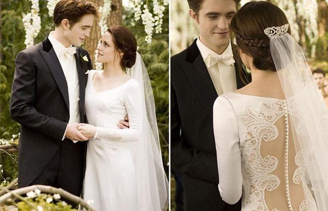 Картинки белла в свадебном платье
