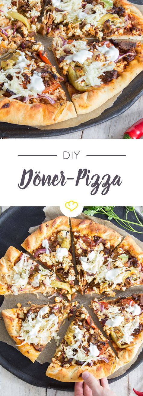 Doner Pizza – the fusion of fast food giants