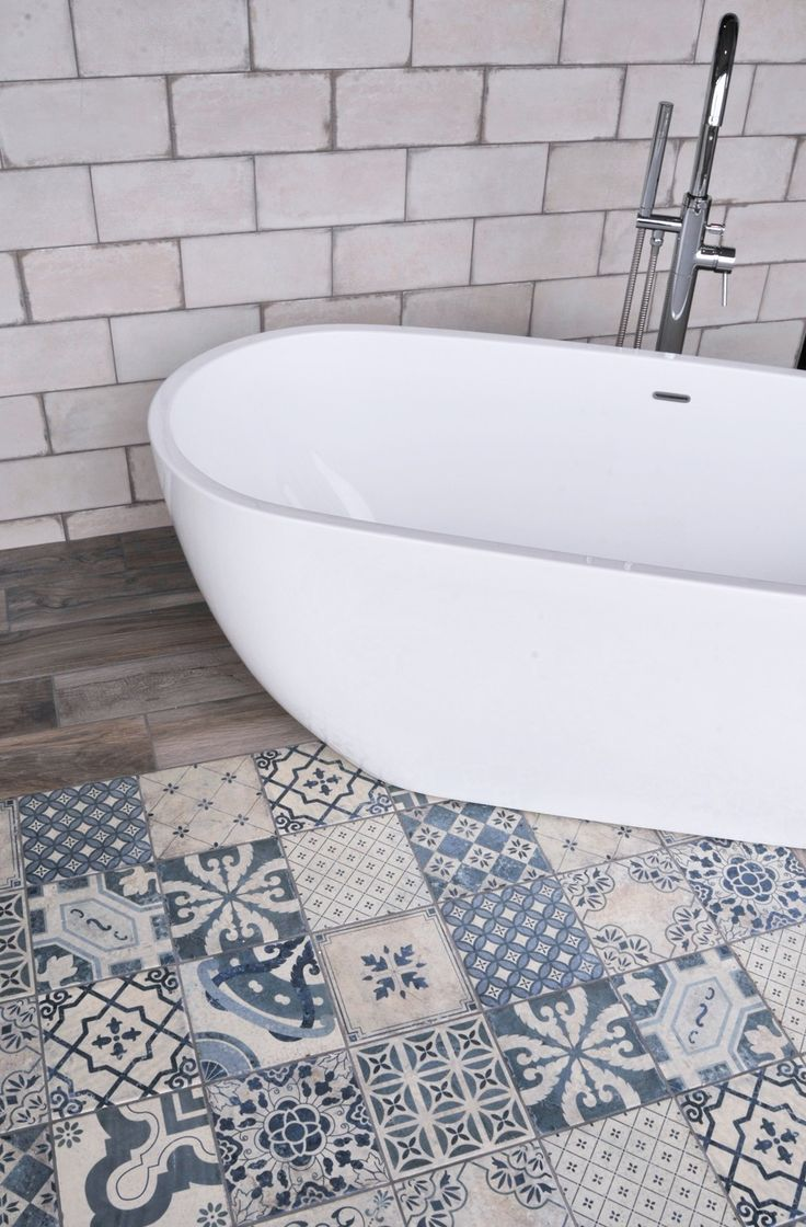 50 best Patterned Tiles images on Pinterest
