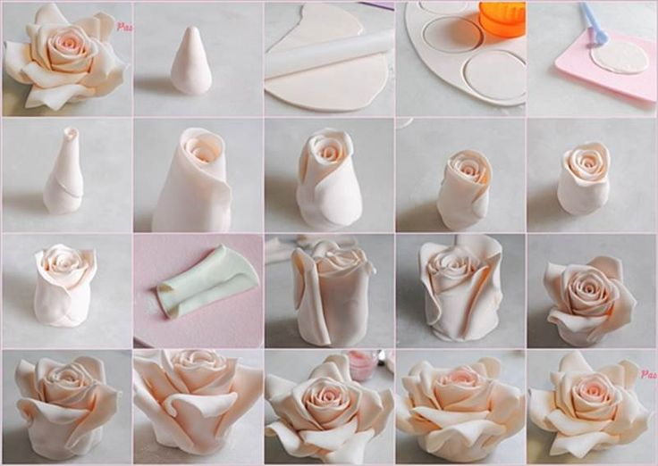 I have featured quite a few projects to make beautiful flowers, such as paper flowers, ribbon flowers, beaded flowers and so on. Let's try something new and interesting! How about some edible roses? If you like baking and decorating cakes, here is a nice tutorial for you to make beautiful fondant …