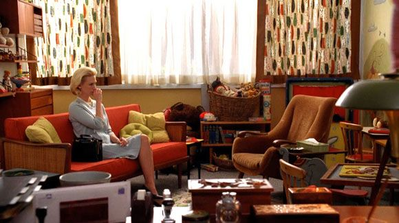 Mad Men S Interior Design And Set Decorations Miss At La