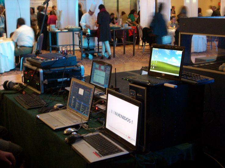 Servicio completo audiovisual