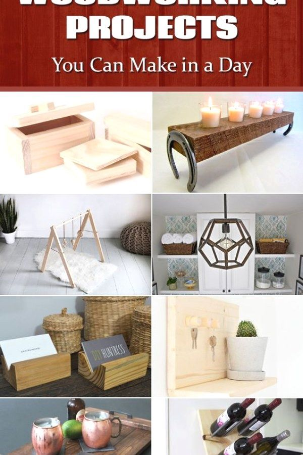 DIY Woodworking Ideas 50 Easy Wood Projects Design No. 13372 Beautiful Simple Woodworking Projects For...