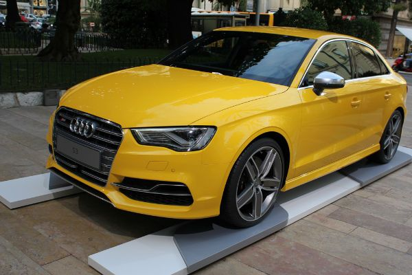 2017 Audi S3 is a hot hatch version of the A3 small family car, built by the German automaker, Audi. Audi S3 2017 model is powered by a 2 liter I4 FSI motor producing over 261BHP. Unlike the S4, S3 is only built as a 3-door hatchback and 4-door hatchback (Sportback). In 2011, the Audi RS3 340hp... http://s4sportscar.com/2017-audi-s3/