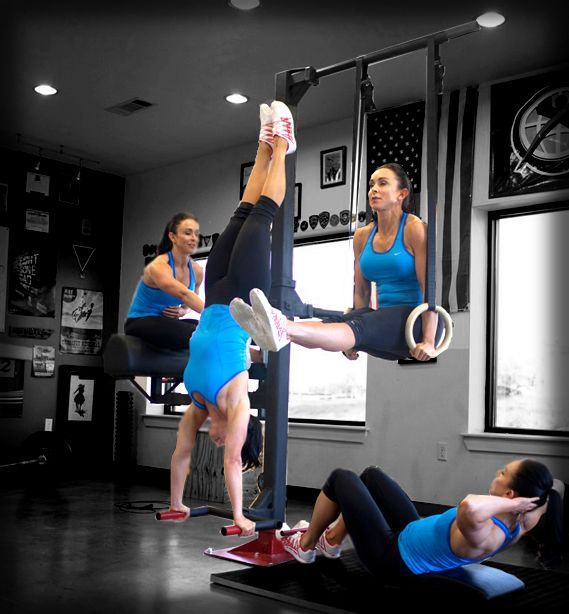 254 Best Home Gym Images On Pinterest Exercise Rooms