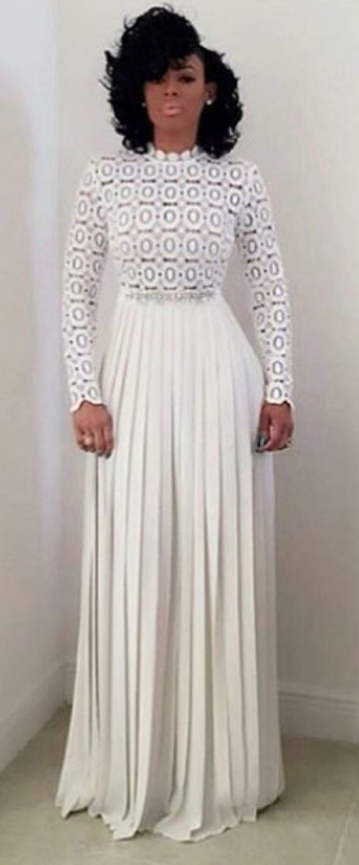 Top 25+ best White party dresses ideas on Pinterest | Simple ...