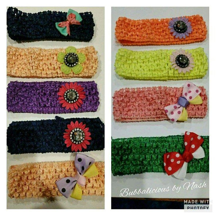 Stunning headbands