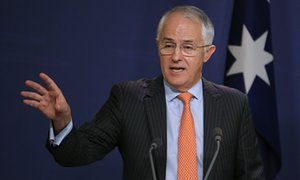 Australian prime minister Malcolm Turnbull faces an uncertain future after an unexpected Australian election result.