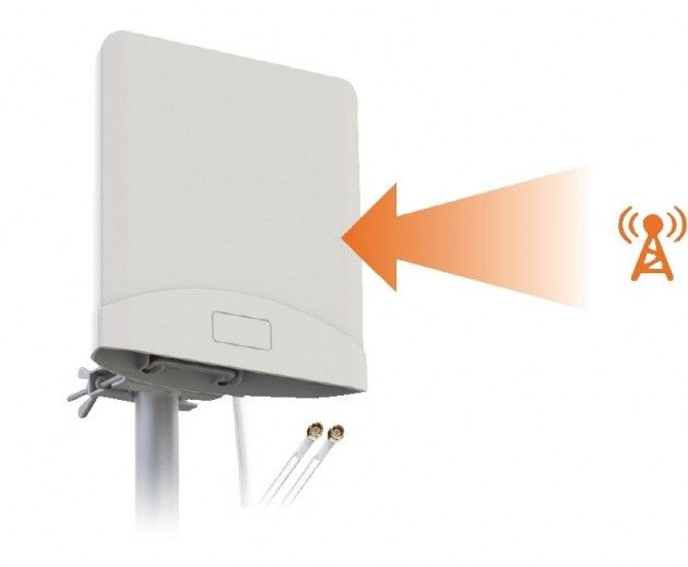 König 3G/4G-Antenne -7 dB | Satelittservice tilbyr bla. HDTV, DVD, hjemmekino, parabol, data, satelittutstyr