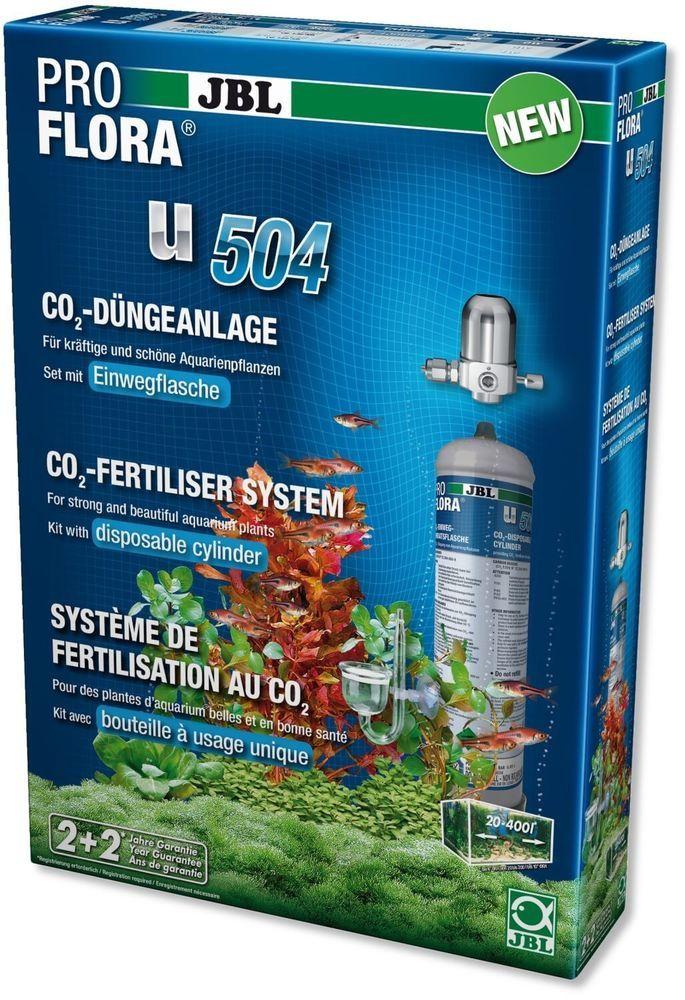 JBL ProFlora u504 CO2-Düngeanlage Komplettset mit Einwegflasche & Zubehör | Haustierbedarf, Fische & Aquarien, CO2 Ausstattung | eBay!