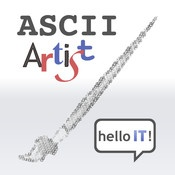 App name: AsciiArtist. Price: $0.99. Category: . Updated:  Aug 17, 2011. Current Version:  1.0. Size: 10.20 MB. Language: . Seller: . Requirements: Compatible with iPhone, iPod touch, and iPad. Requires iOS 4.0 or later.. Description: AsciiArtist is your choice to   turn your favorite images into   stunning text versions of the  mselves.Convert your photos to   original ascii art or apply  ellip;  .