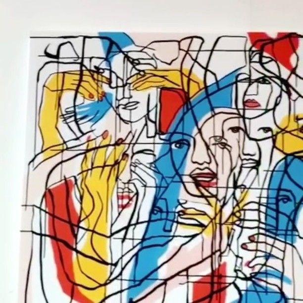 #hollyschroder #art #faces