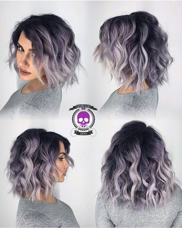 best 20 purple grey hair ideas on pinterest lilac hair