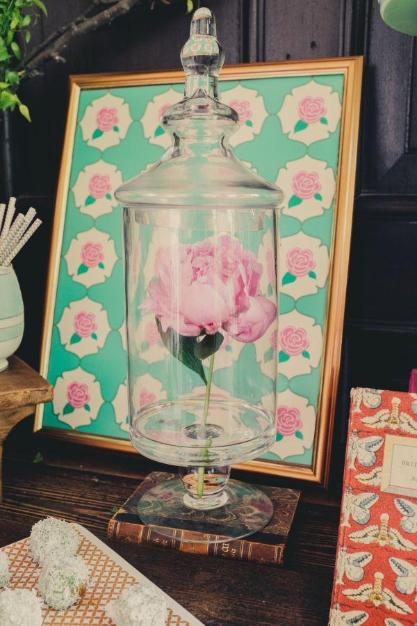 Pink peonies | At theme of Peranakan Pleasures | ExtraOrdinary Weddings