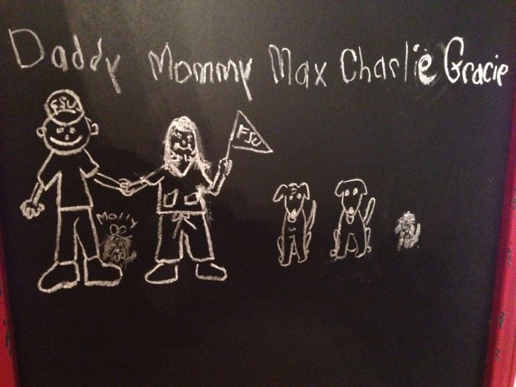 My Happy Family: Lee, me, Maximus Aurelius, Charlie Barron, Gracie Loo...and in a few short weeks our new little Winnie Sue.