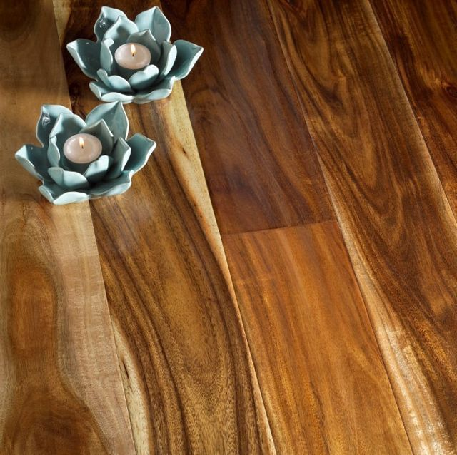 Acacia floor- this is the one!