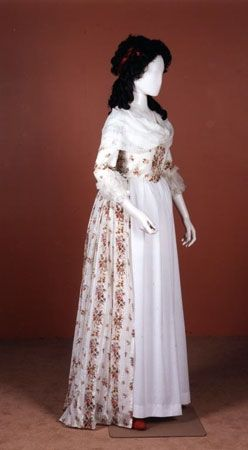 Over Dress, 1790.