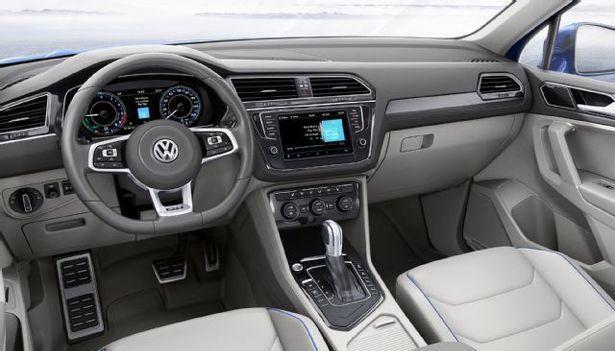 2017 Volkswagen Touareg - interior | VOLKSWAGEN | Pinterest | Volkswagen, Cars and Dream cars