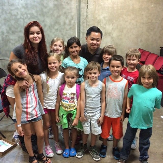 On of HMB's TOP #Acting #SummerCamps is also in the #OC and the #ATL! Matthew Moy @themoywonder #ArielWinter #MatthewMoy