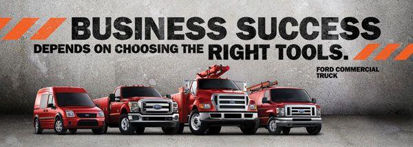 Ford Commercial Trucks.jpg 600×214 пиксел.