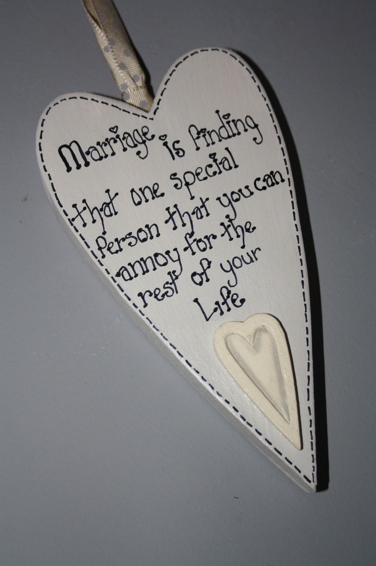 Wooden Heart Marriage....... £6.25