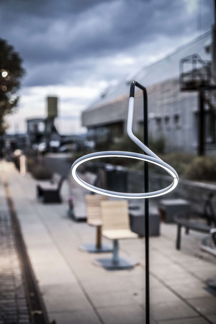 egoé outdoor furniture | LASO exterior lamps from the laso series consist of three components which can be screwed together. design: studio plusko