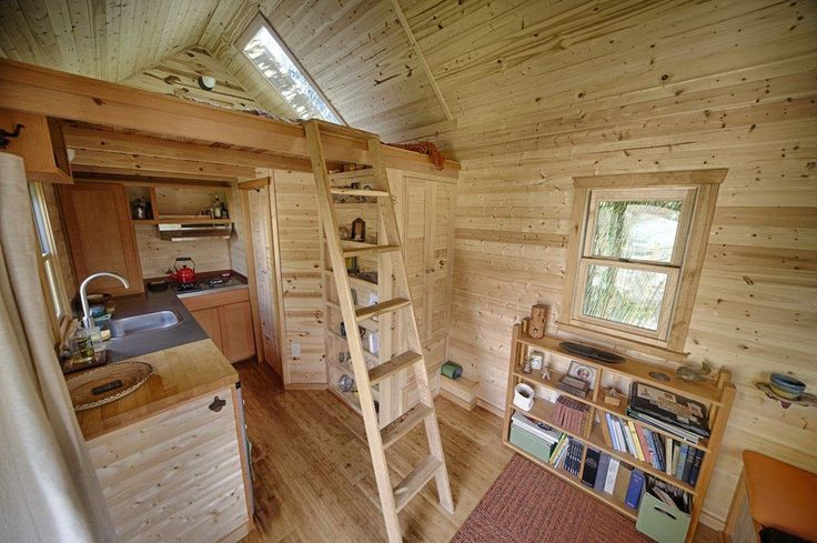 Check out 17 Tiny Houses That Will Make You Swoon at https://homesteading.com/tiny-houses/