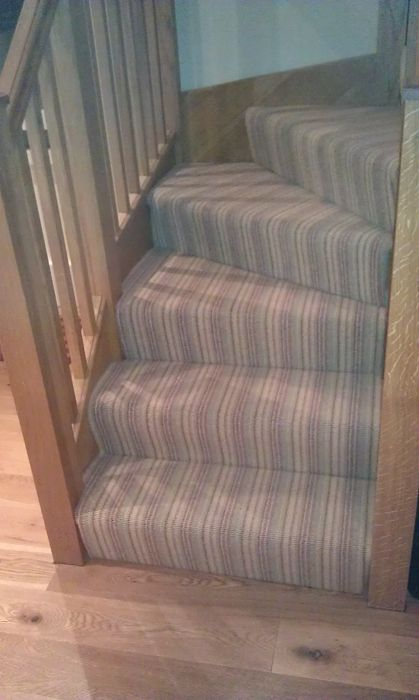 28 Best Images About Striped Stair Carpet On Pinterest