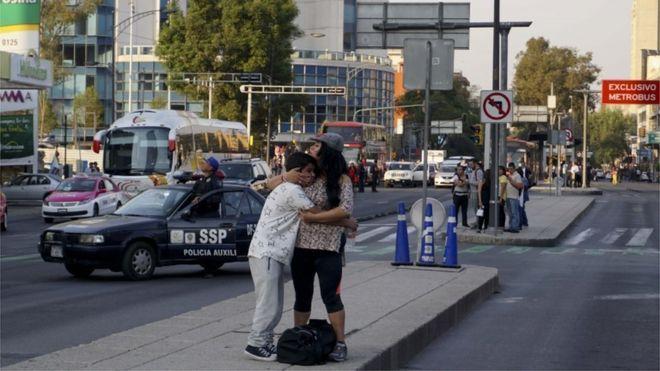 Diario En Directo: Terremoto en México: un fuerte sismo de magnitud 7...