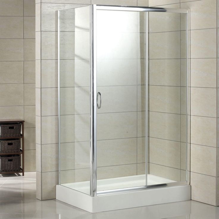 small corner shower kit. 46  x 34 Kepner Reversible Corner Shower Enclosure Best 25 shower enclosures ideas on Pinterest