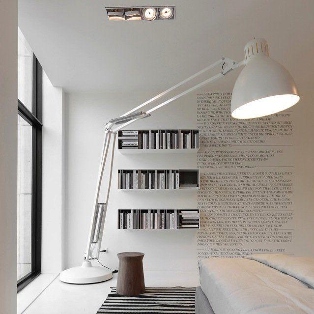 Fancy - Great JJ Modern X-Large Floor Lamp