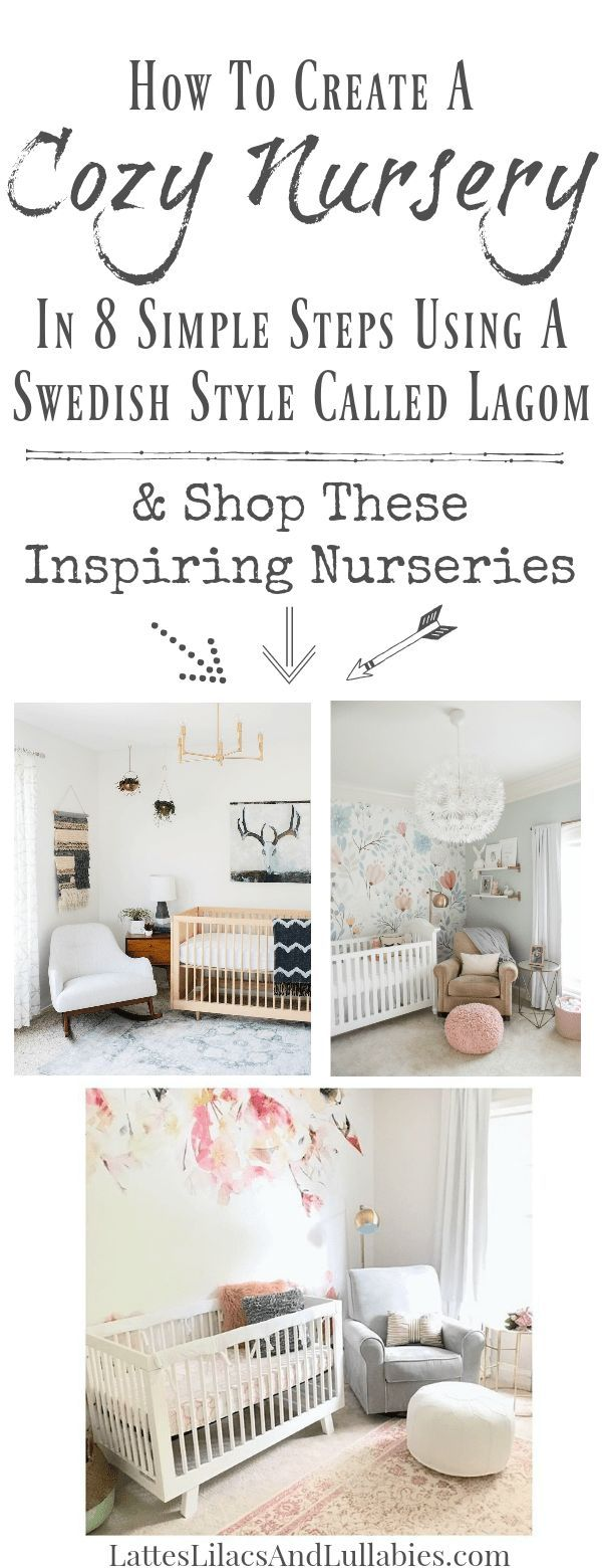 8 Simple Ways To Create A Cozy Nursery