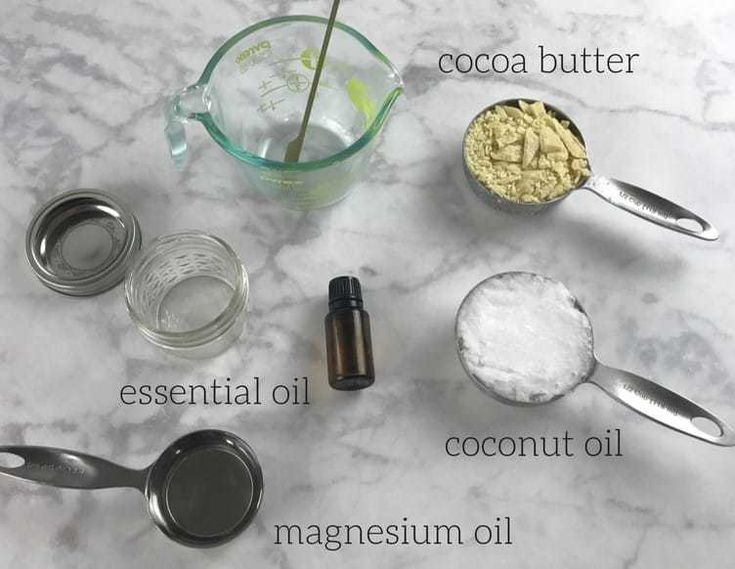 Calming Magnesium Body Butter