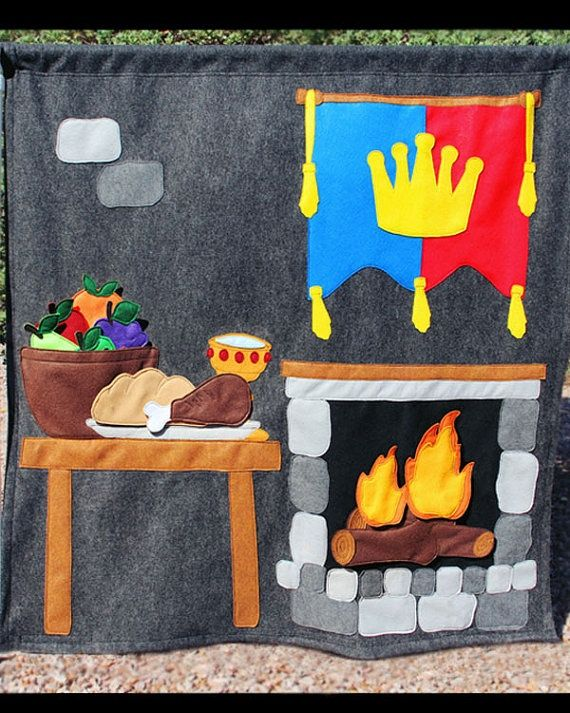 etsy fabric play houses | fabric knights castle to go on PVC frame - inside wall. ... | Sew eas ...
