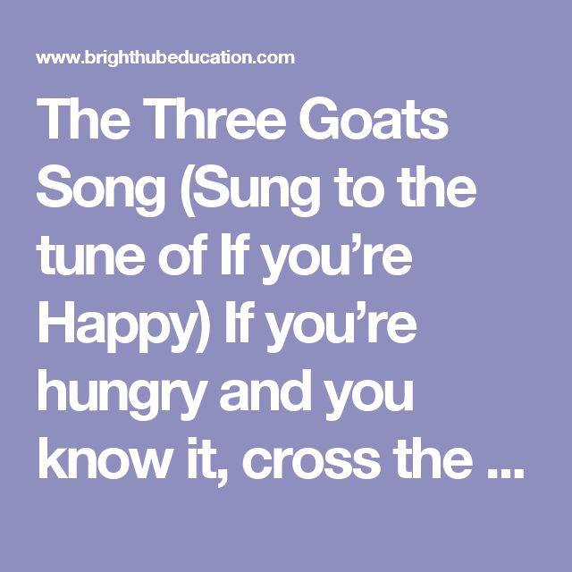 3 billy goats gruff pdf