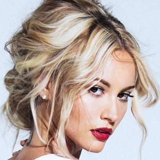 10+1 Γιορτινά Χτενίσματα Για Μακριά Μαλλιά| Misswebbie.gr