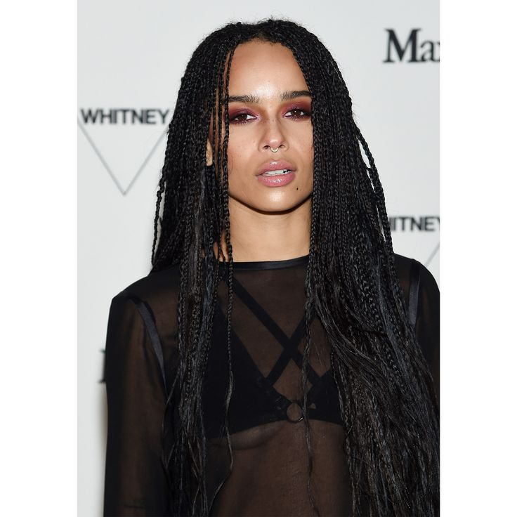 13 Times Zoe Kravitz SLAYED at Red Carpet Beauty