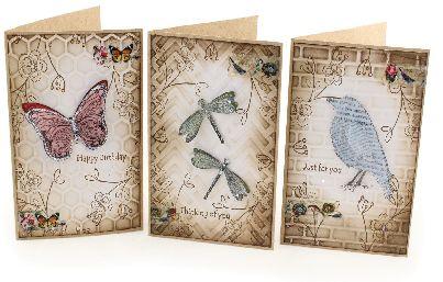 Kaszazz cards stencil backgrounds